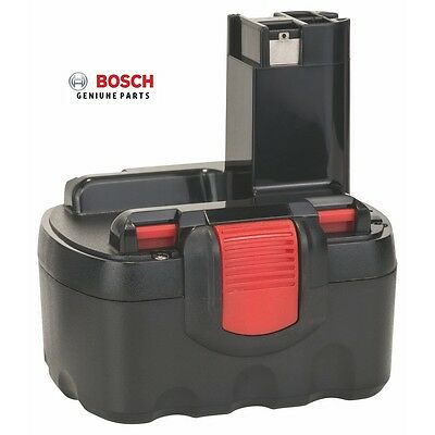 new Genuine Bosch NiCAD 14.4V-1.5AH- PRO BATTERY Drills 2607335534 3165140308199