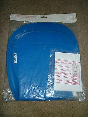 Bugaboo Pushchair Seat Liner-Blue colour-Brand New-Still Bagged-Unused
