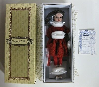 """BNIB ELLOWYNE WISTFUL RED 16"""" Doll & All Accessories Excellent Condition!!"""