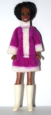Topper Dawn Doll H100 Dale HTF Straight Hair, Lilac Lips, Clone Outfit! Lot B2