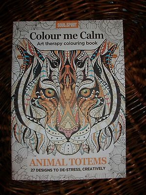 Art Therapy Colouring Book from Soul & Spirit