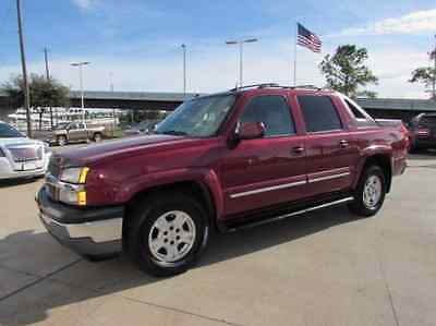 2005 Chevrolet Avalanche LS PRE-OWNED 2005 CHEVROLET AVALANCHE 1500 2WD CREW CAB LS