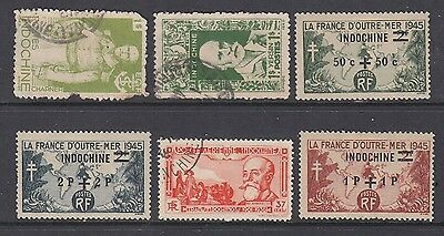 French Indo-China Stamps #2