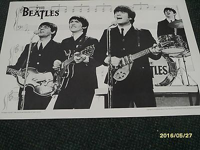Beatles Silver Screen Productions Poster - 1982 - Mint