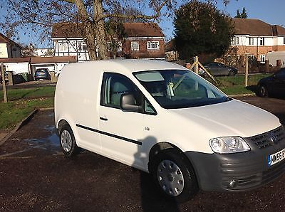 VW Caddy TDi DSG Automatic 2007 NO VAT!!