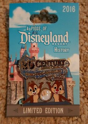 Disneyland Chip and Dale pin