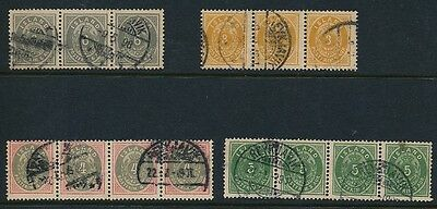 Iceland. Lot CLASSIC strips