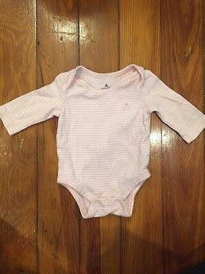 Baby Girl's Baby Gap Long Sleeved One Piece 0-3 Months