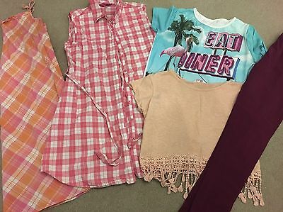Small Summer Girls Bundle - Age 12-13 Years