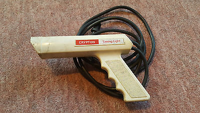 Vintage Crypton Timing Light for Cars & Trucks Engines, Automotive
