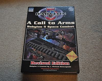 Babylon 5 Space Combat - A Call to Arms - Unpunched