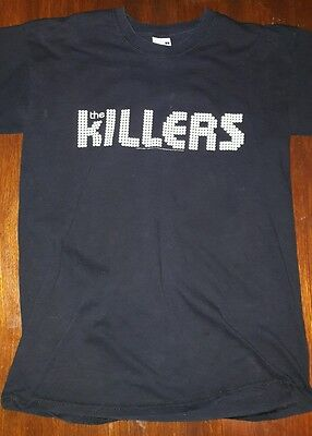 The Killers T-Shirt / Hot Fuss / American Rock / New Order / Joy Division
