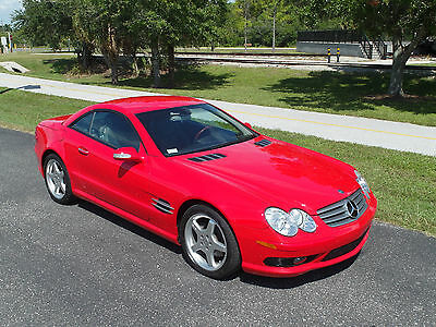 2003 Mercedes-Benz SL-Class Convertible 2003 Mercedes SL500 with only 16000 miles in excellent condition!