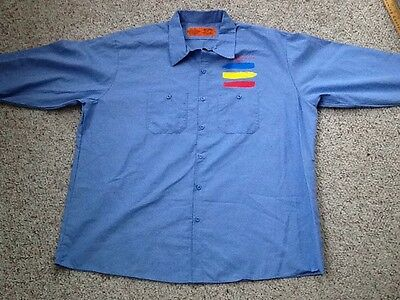 The Police Synchronicity 1983 Promo Shirt Concert Jersey  3 Xl