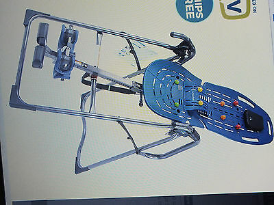Brand New Teeter Hang Ups Ep-860 Inversion Table With Acupressure Nodes