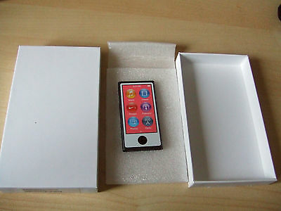 NEW Apple iPod nano 7th Generation Space Grey 16GB COLLECTION OK Essex SS6