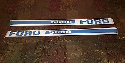 Ford 5600 Tractor Stickers