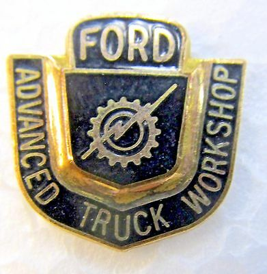 vintage FORD ADVANCED TRUCK employee service tie tack pin