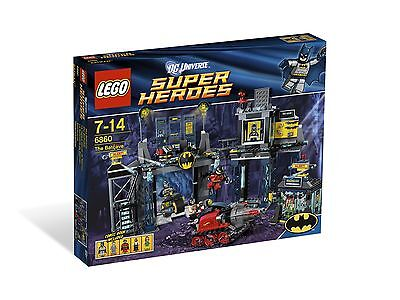 LEGO Super Heroes 6860 - Batman - The Batcave -  Brand New And Unopened
