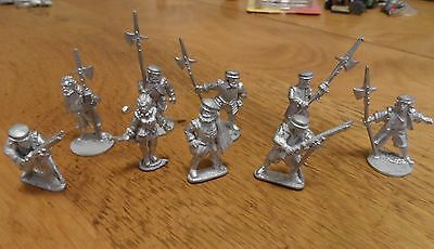 Foundry Swashbucklers x9