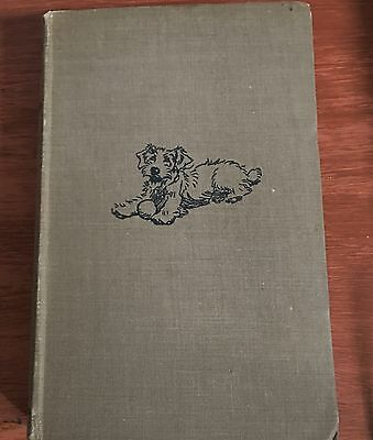 The Bunch Book ~ Vintage Story Of A Sealyham Terrier ~ Cecil Aldin Illus.  Book