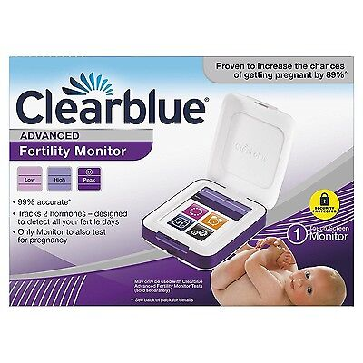clearblue fertility monitor