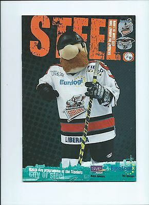08/09 Sheffield Steelers v Hull Stingrays jan 3rd