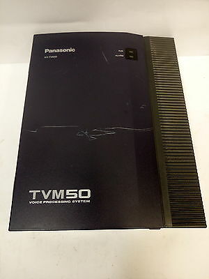 *  Panasonic KX-TVM50C Voice Processing System W/ AC ADAPTER