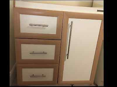 Mamas and Papas Baby Changing Change Table Omni Storage Drawers Shelves