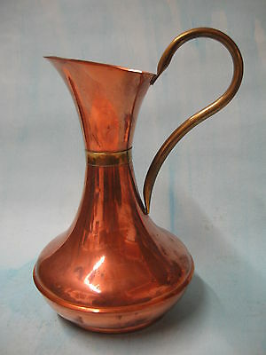 Collectable Cupper-Brass Pitcher/Jug