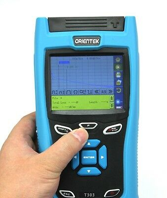 Orientek T303 Optical Time Domain Reflectometer 1310/1550nm, 32/30dB