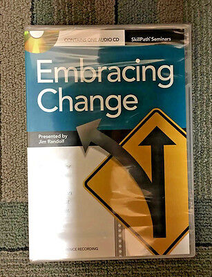 Embracing Change (SkillPath Publications) New Never Opened   $25