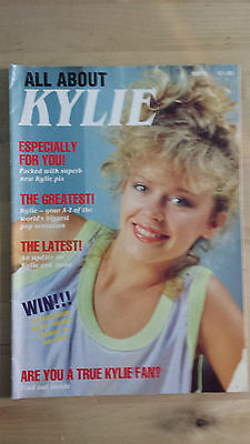 All About Kylie magazine