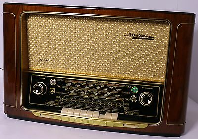 Grundig 4055/56 TOP  Röhrenradio   tube Radio 3DS 5010