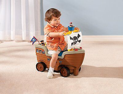 Play N Scoot  Little Tikes Pirate Ship Toy