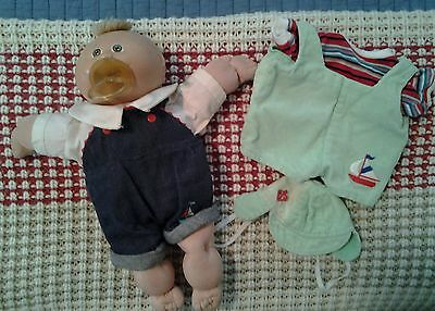 Vintage Cabbage Patch Premie Boy Doll With Pacifier 1978, 1982, Coleco