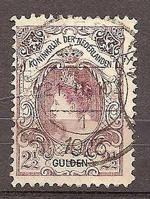 Netherlands - Classic Used Stamp - Dn030