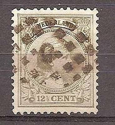 Netherlands - Classic Used Stamp - Dn038
