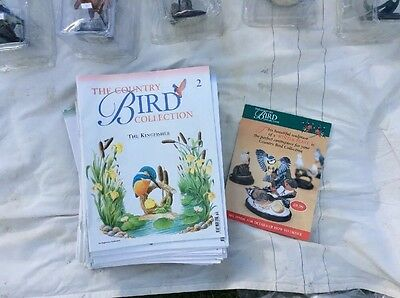 The Country Bird Collection - Models & Magazines (80)