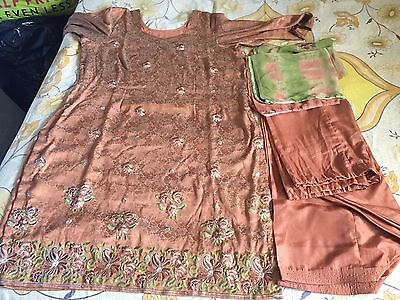 Indian Salwar Suit, Sari, Lehnga, Dress, Size 16-20, Bargain