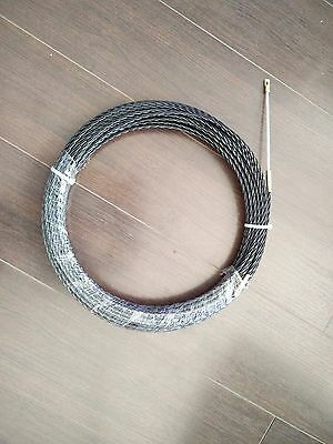 GUIA PASACABLES TRENZADA, Electricians Fish Tape Wire Cable   WORLDWIDE SHIPPING