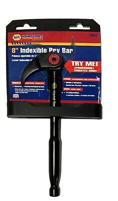 napa 8 Inch Indexing Pry Bar