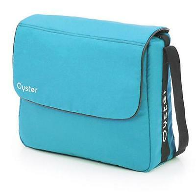 Oyster Pushchair changing bag-Ocean still bagged-brand new & Unused