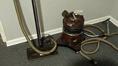 Vintage Rainbow Vacuum Canister and  Power Nozzle  R2800C