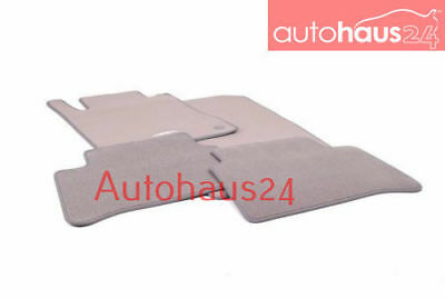 6 Colors Leather Car Floor Mats For Benz E Class Amg W211