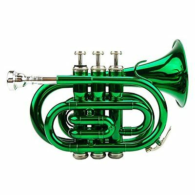 Green Pocket Trumpet