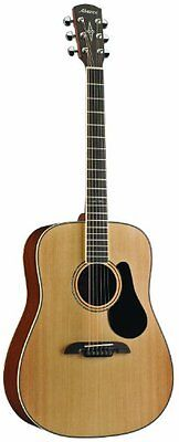 Alvarez Artist Series AD60 Dreadnought Guitar, Natural/Gloss