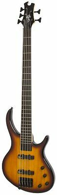 "Epiphone ""Toby"" Standard-IV 5 String Electric Bass Guitar, V"