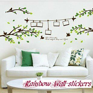 Rainbow Wall-stickers Wall Decor Removable Decal Sticker -Gr