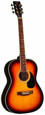 INDIANA Dakota IDA-TB Acoustic Guitar - Tobacco Sunburst